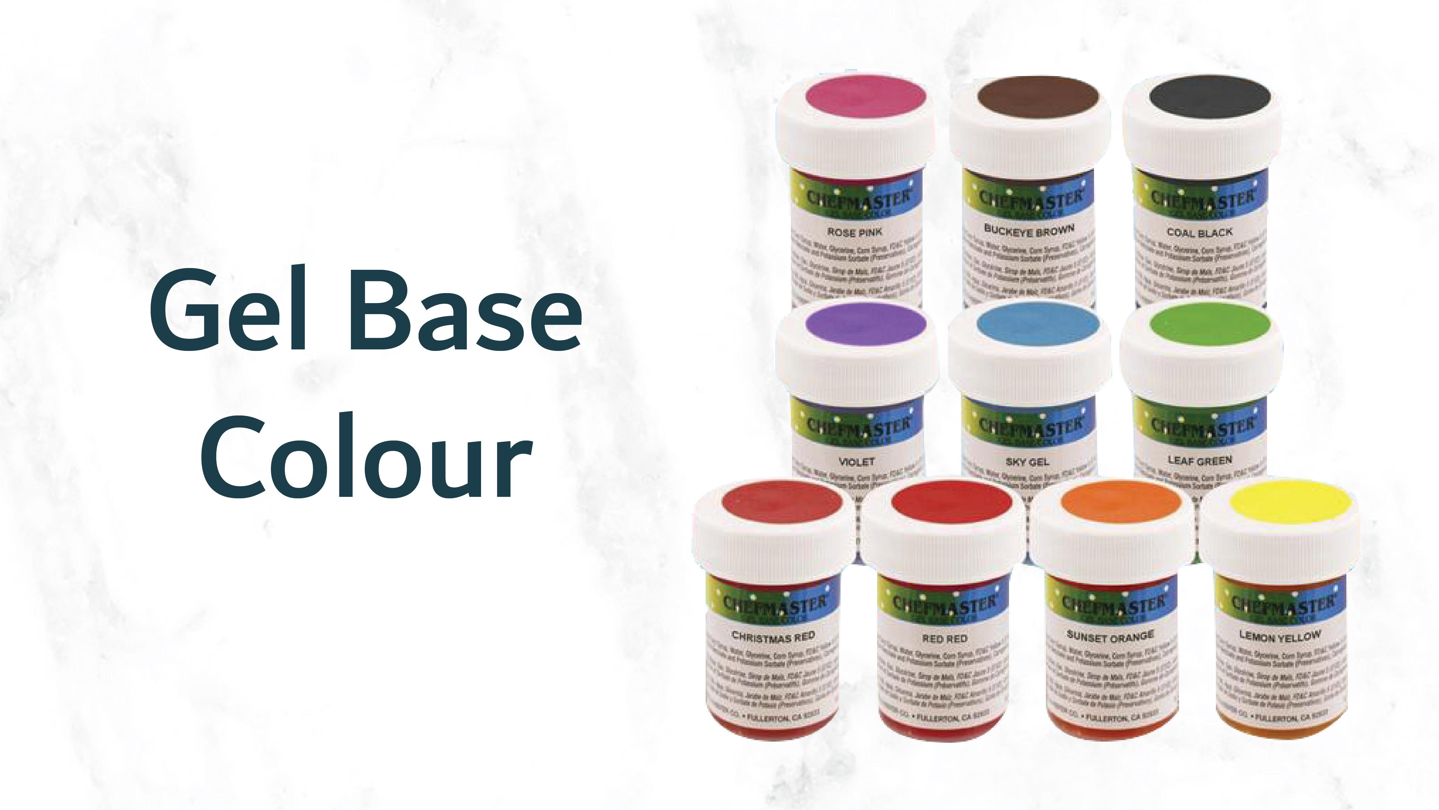 Gel Base Color