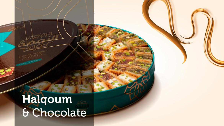 Halqoum & Chocolate