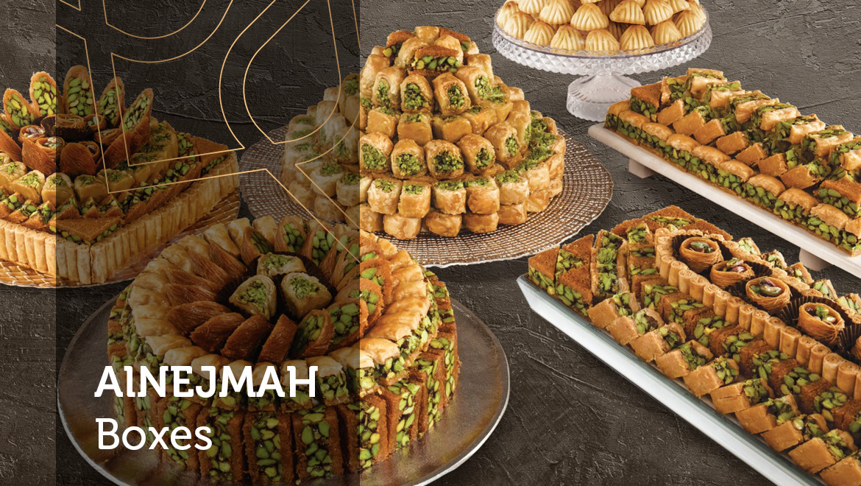 Al Nejmeh Boxes