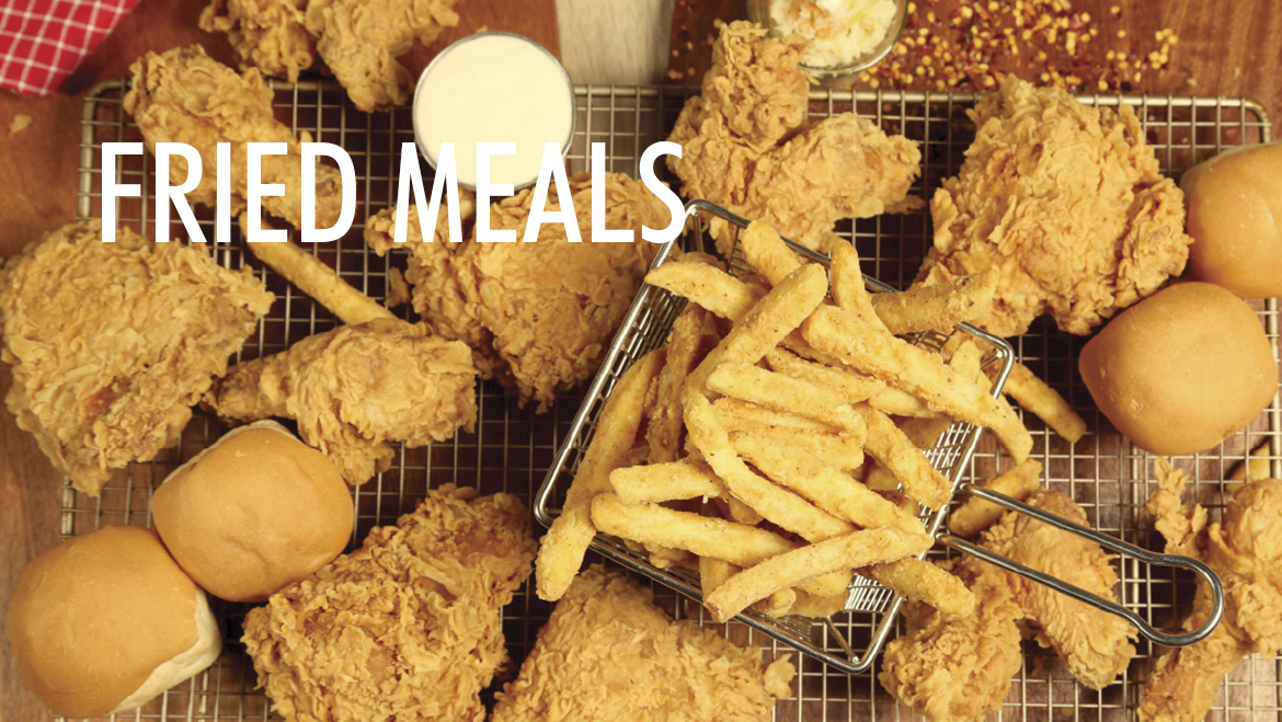 The Fried Meals