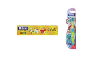 HiGeen Kids Tooth Gel 60 gm.