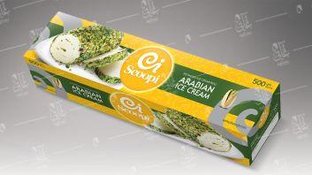 Arabian Ice Cream Roll 500 Gm