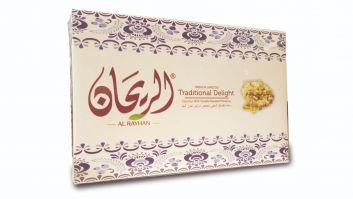 TURKISH DELIGHT WITH PISTASHIO &COCONUT 500 G