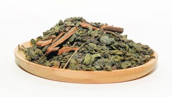 ALRAYHAN GREEN TEA WITH GINGER & CINNAMON250 G