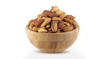 ALRAYHAN HEART SMOKED MIXED NUTS 500 G