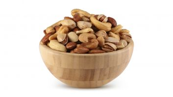 ALRAYHAN HEART UNSALTED MIXED NUTS 500 G