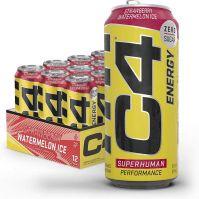 مشروب طاقة C4