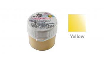 أصباغ بودرة زيتية أصفر
