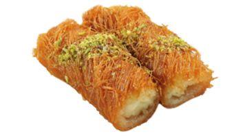 Mabrouma with Cream ( Sedr )