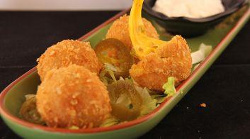 Jalapeno Cheese Balls