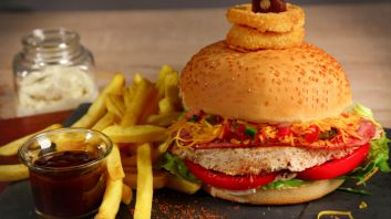 Cajun Chicken B.L.T Sandwich