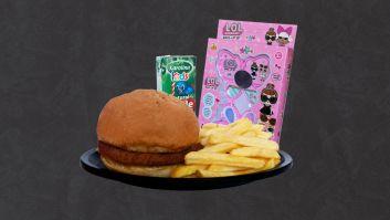 Chicken Burger (Fried/Grilled)