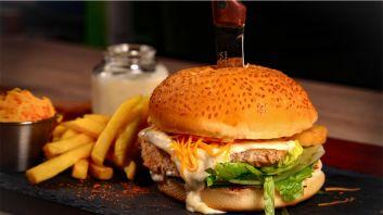 Alfredo Chicken Sandwich