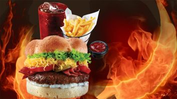 Baghdad Burger