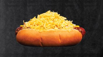 Monster Cheese Coney