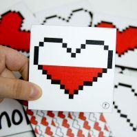 كوستر نصف قلب
