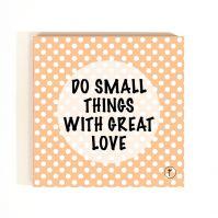 كوستر  Do Small Things