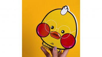 Yellow - Mimi Duck