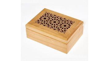 صندوق تصميم زخرفة شرقية