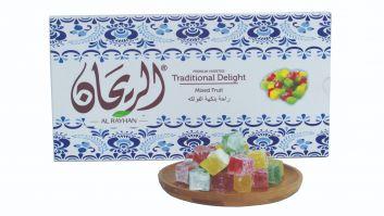 ALRAYHAN TRADITIONAL DELIGHT MIXED FRUIT 300GM