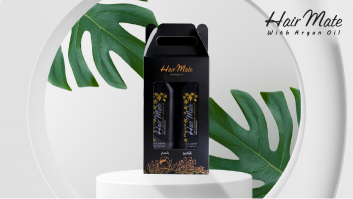 HairMate Argan Oil Daily Care Package