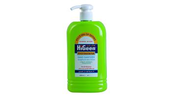 معقم هاي جين 1 لتر - برائحة زهرة الليمون
