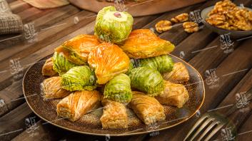 Mix Turkish Sweets