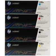 HP 128A Original LaserJet Toner Cartridge (CE320A) Black