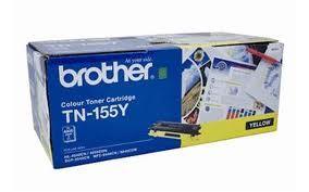 Brother TN-155Y Yellow Toner