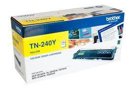 Brother TN-240Y Yellow Toner