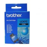 Brother LC-47C Cyan Ink