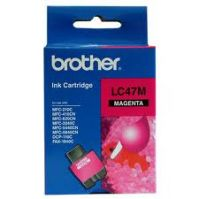 Brother LC-47M Magenta Ink