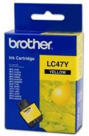 Brother LC-47Y Yellow Ink