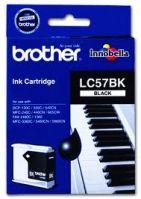 Brother LC-57BK Black Ink