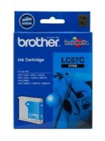 Brother LC-57C Cyan Ink