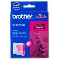 Brother LC-57M Magenta Ink