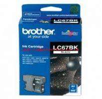 Brother LC-67BK Black Ink