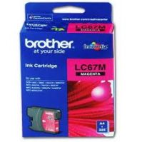 Brother LC-67M Magenta Ink