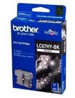 Brother LC-67HYBK Black Ink