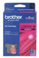 Brother LC-67HYM Magenta Ink