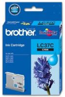 Brother LC-37C Cyan Ink