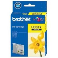 Brother LC-37Y Yellow Ink