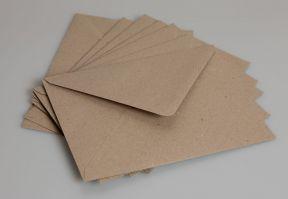 Brown A5 Envelopes