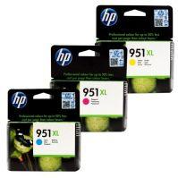 HP 951XL High Yield Original Ink Cartridge (CN047AN)