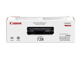 Canon 728 Black Toner