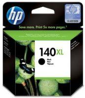 HP 140XL High Yield Black Original Ink Cartridge (CB336HE)
