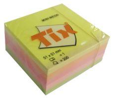 Tix Mini Colors Cube 51x51mm