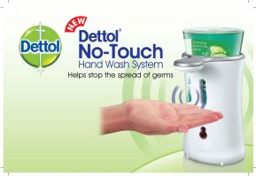 Dettol No-Touch Hand Wash System