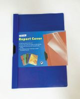 Clear Face Plastic File - Report Cover