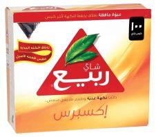 Al Rabee Red Tea Pack of 100